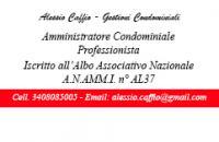 Alessio Caffio Amministratore Di Condominio (Pulsano) logo